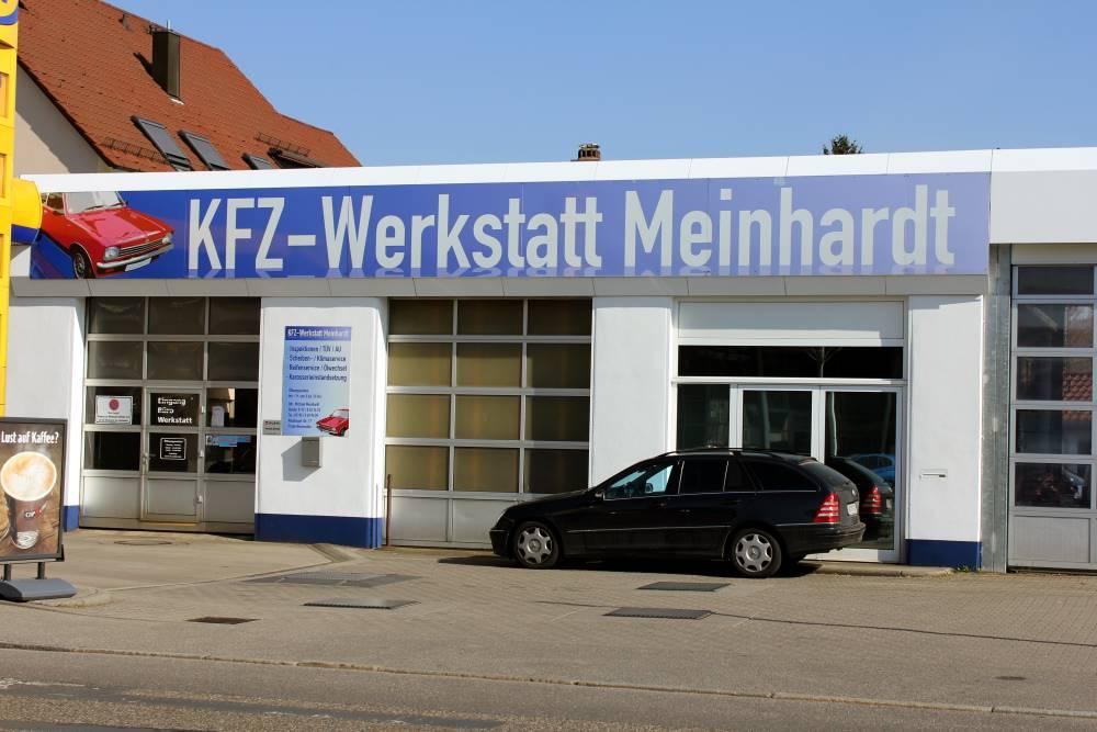 KFZ-Werkstatt Meinhardt